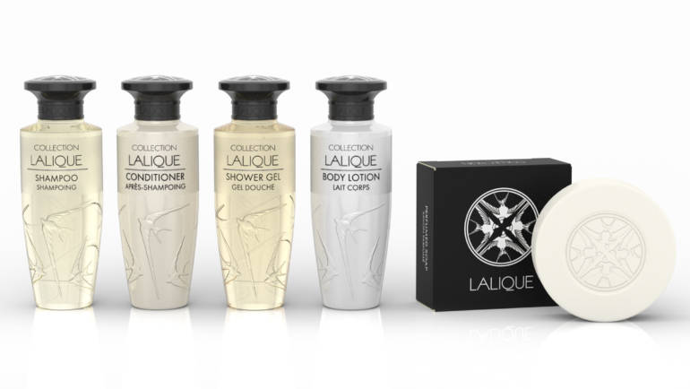 Lalique, the ultimate luxury hotel collection from Pacific Direct